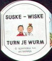 Suske en Wiske - turn je wurm ( Calvé )