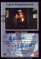 Babylon5 Signed Lyta Empowered