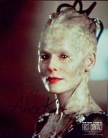 Star Trek First Contact - Alice Krige (Borg Queen)