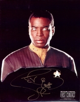 Star Trek First Contact - LeVar Burton (Geordi LaForge)