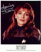 Star Trek First Contact - Marina Sirtis (Deanna Troi)