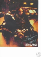 Star Trek Deep Space Nine - J.G. Hertzler (Martok)