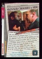 X-files Premiere Edition Ultra Rare Chase Card #6