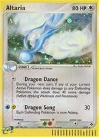 Pokemon Ex Dragon Altaria