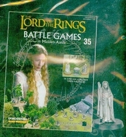 Lord of the Rings Battle Games DeAgostini deel 35