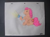 My Little Pony - originele animatie productie cel 2