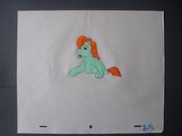 My Little Pony - originele animatie productie cel 10