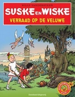 Suske en Wiske - verraad op de Veluwe (C1000)