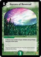Duel Masters - Aurora of Reversal