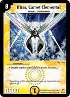 Duel Masters - Miar, Comet Elemental