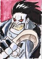 Lobo - originele tekening Javier Mena