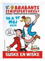 Brabants Stripspektakel 5 en 6 september 2015