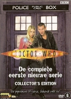 Dr. Who collector's edition