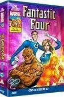 Fantastic Four cartoon box-set