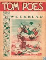 Tom Poes weekblad 2e jaargang nummer 32