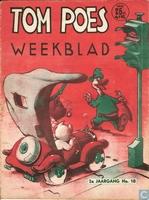 Tom Poes weekblad 2e jaargang nummer 18