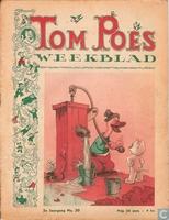 Tom Poes weekblad 2e jaargang nummer 30