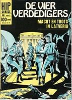 HIP Comics nummer 19117 (De Vier Verdedigers)