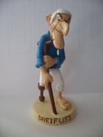 Asterix & Obelix beeldje #27 Dreifuss
