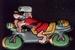 The Flintstones vintage foam figuur # 8
