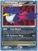 Pokemon Secret Wonders Honchkrow lv. X (holo)