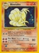 Pokemon Base Set Ninetales (holo)