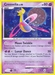 Pokemon Great Encounters Cresselia (holo)