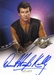 Star Trek Cinema 2000 Autograph Card A6