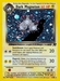 Pokemon Team Rocket Dark Magneton (holo)