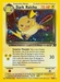 Pokemon Team Rocket Dark Raichu (holo)