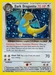 Pokemon Team Rocket Dark Dragonite (holo)