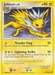 Pokemon Majestic Dawn Jolteon