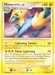Pokemon Mysterious Treasures Manectric