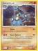 Pokemon Diamond & Pearl Lucario (holo)