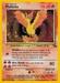 Pokemon Fossil Moltres (holo)