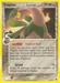 Pokemon Ex Dragon Frontiers Tropius (holo)