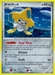 Pokemon Platinum Rising Rivals Jirachi (holo)