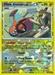 Pokemon Platinum Rising Rivals Mow Rotom (holo)