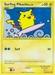 Pokemon Platinum Rising Rivals Surfing Pikachu (holo)