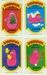 Barbapapa - stickers Jamin