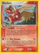 Pokemon Ex Power Keepers Blaziken (holo)
