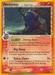 Pokemon Ex Dragon Frontiers Heracross (holo)