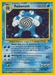 Pokemon Base Set Poliwrath (holo)