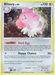 Pokemon Mysterious Treasures Blissey (holo)