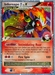 Pokemon Platinum Rising Rivals Infernape lv. X (holo)