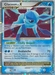 Pokemon Majestic Dawn Glaceon lv. X (holo)