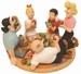 Suske en Wiske beeldengroep Fruitmasters