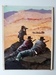 #12. Original Cover painting Western novel U.S. Marshal #35