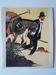 #56. Original Cover painting Western novel Rurales #65