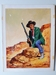 #78. Original Cover painting western novel Oeste #73